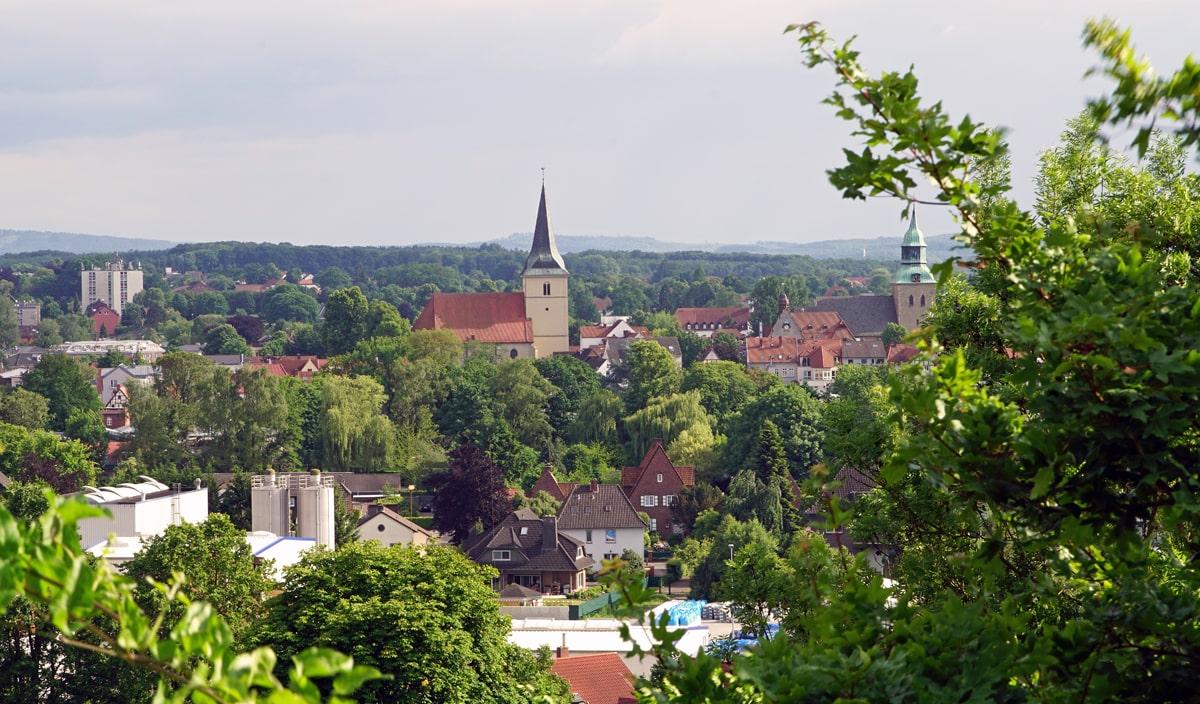 Banner Kirchtürme
