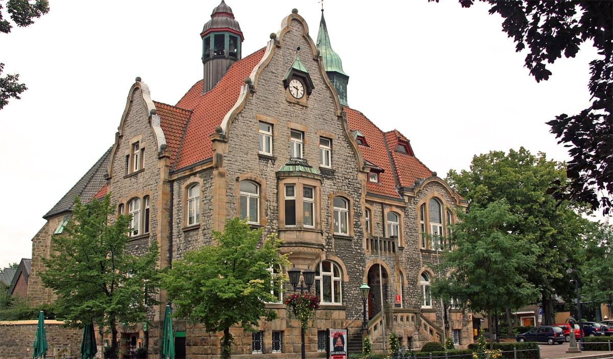 Banner Rathaus