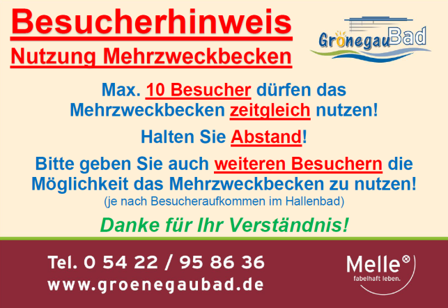 MZB - INFO © Stadt Melle