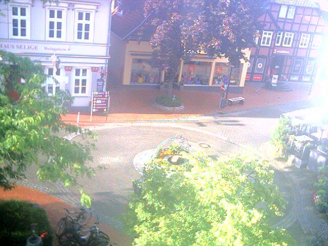 Webcam-Bild von 19.00 Uhr