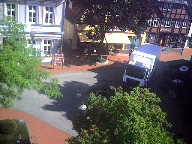 Webcam Rathausvorplatz