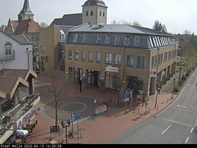 Webcam-Bild von 09.00 Uhr