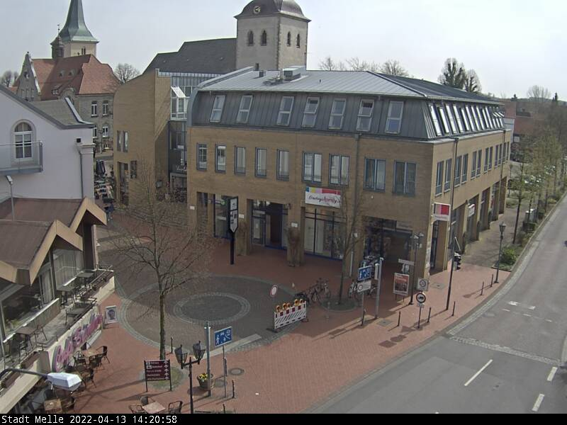 Webcam-Bild von 14.00 Uhr